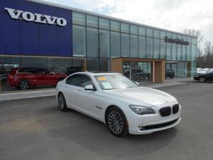 BMW 7 Series 4DR SDN 750I XDRIVE XDRIVE