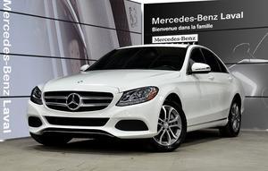 Mercedes-Benz C300 AWD SEDAN CERT