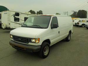 Ford Econoline E-250 Cargo Van