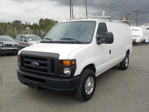 Ford Econoline E-250 Cargo Van W/ Rear Shelving &