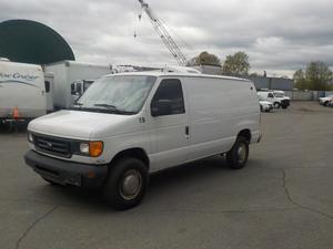 Ford Econoline E-350 Super Duty Cargo Van