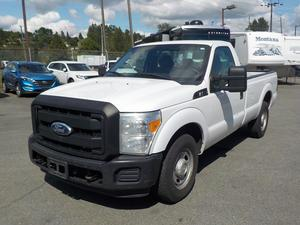 Ford F-250 SD Regular Cab XL Long Box 2WD