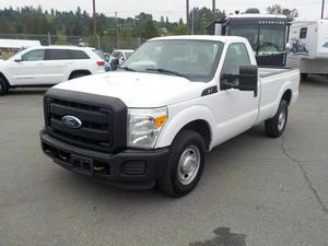 Ford F-250 SD XL Regular Cab Long Box 2WD