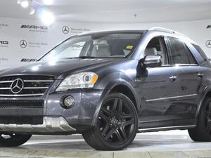 Mercedes-Benz M-Class in Edmonton, Alberta, $