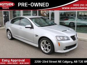 Pontiac G8 in Calgary, Alberta, $