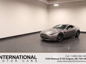Aston Martin Vantage GT in Calgary, Alberta, $