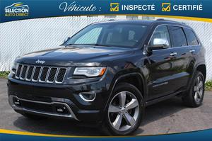 Jeep Grand Cherokee AWD 4DR OVERLAND