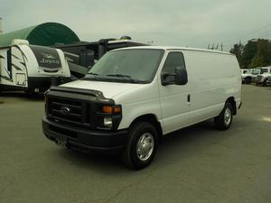 Ford Econoline E-250 Cargo Van with Rear Shelving and