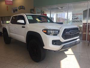 Toyota Tacoma TRD PRO VERSION LTD