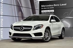 Mercedes-Benz GLA45 AWD PREMIUM PLUS/ D