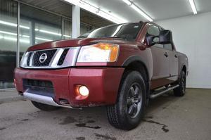 Nissan Titan in Edmonton, Alberta, $