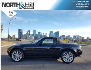 Mazda MX-5 in Calgary, Alberta, $
