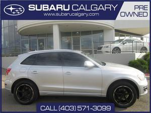 Audi Q5 in Calgary, Alberta, $