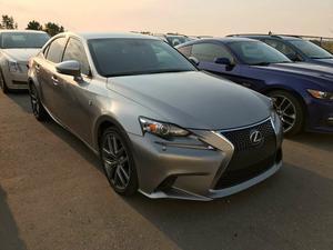 Lexus IS 250 in Edmonton, Alberta, $