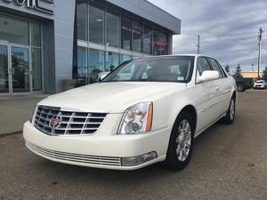 Cadillac DTS in Edmonton, Alberta, $