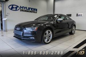 Audi S5 + TECHNIK + 3.0T + 333HP !! + CANADIEN +