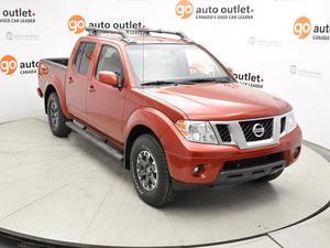 Nissan Frontier in Edmonton, Alberta, $