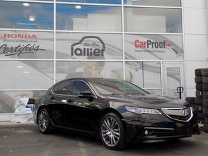 Acura TLX 4 ROUES MOTRICES