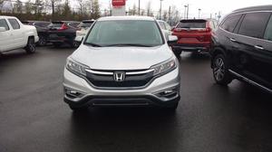 Honda CR-V SE SE+AWD+SIèGES