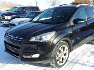 Ford Escape in Edmonton, Alberta, $