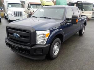 Ford F-250 SD XL Crew Cab Regular Box 2WD