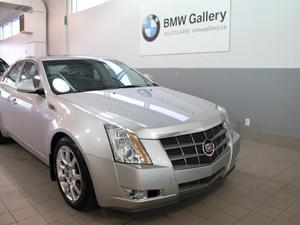 Cadillac CTS in Calgary, Alberta, $