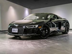 Audi R8 5.2 V10 Plus quattro 7sp S tronic Cpe