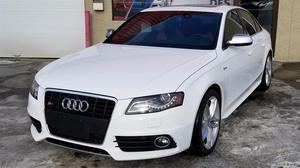 Audi S4 QUATTRO PREMIUM, S