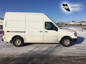 Nissan NV in Edmonton, Alberta, $
