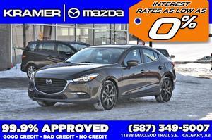 Mazda Mazda3 GT WITH NAVIGATION ANDAMP BOSE AUDIO