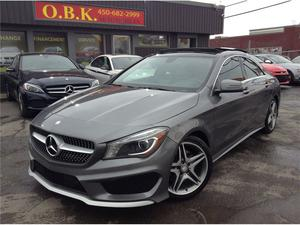 Mercedes-Benz CLA-CLASS AMG STYLING PACK