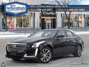 Cadillac CTS in Edmonton, Alberta, $
