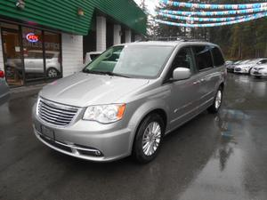 Chrysler Town and Country PREMIUM