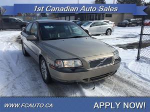 Volvo S80 in Edmonton, Alberta, $