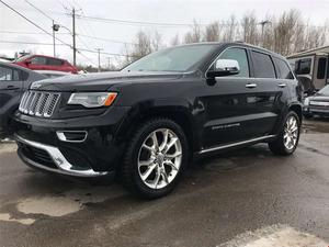 Jeep Grand Cherokee EDITION SUMMIT CUIR