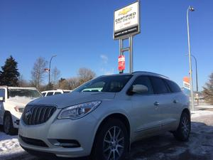 Buick Enclave in Fort McMurray, Alberta, $