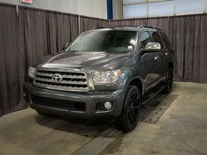 Toyota Sequoia in Red Deer, Alberta, $