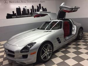 Mercedes-Benz SLS AMG in Calgary, Alberta, $