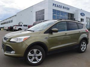 Ford Escape in Peace River, Alberta, $
