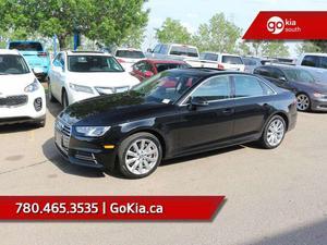 Audi A4 Sedan in Edmonton, Alberta, $