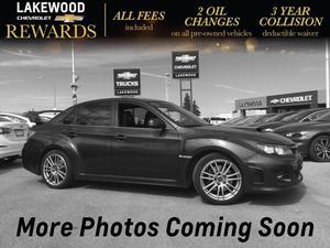 Subaru Impreza WRX STi in Edmonton, Alberta, $