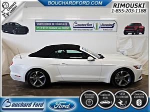 Ford Mustang V6 CERT