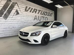 Mercedes-Benz CLA-CLASS CLA 250 AWD + NAV