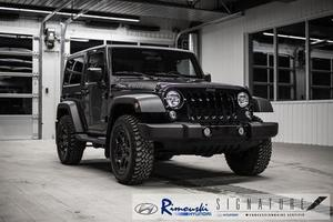 Jeep Wrangler WILLYS WHEELER