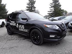 Nissan Rogue AWD SV MIDNIGHT