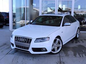 Audi S4 in Calgary, Alberta, $