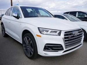 Audi SQ5 in Edmonton, Alberta, $