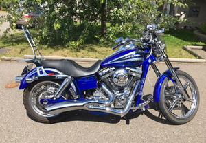 Harley Davidson FXDSE CVO Screamin' Eagle Dyna