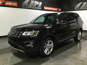 Ford Explorer XLT-AWD-MAG 20-GPS-CAM RECUL-7 PLACES
