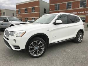 BMW X3 XDRIVE28I + TOIT PANO + MAGS + CUIR + WO